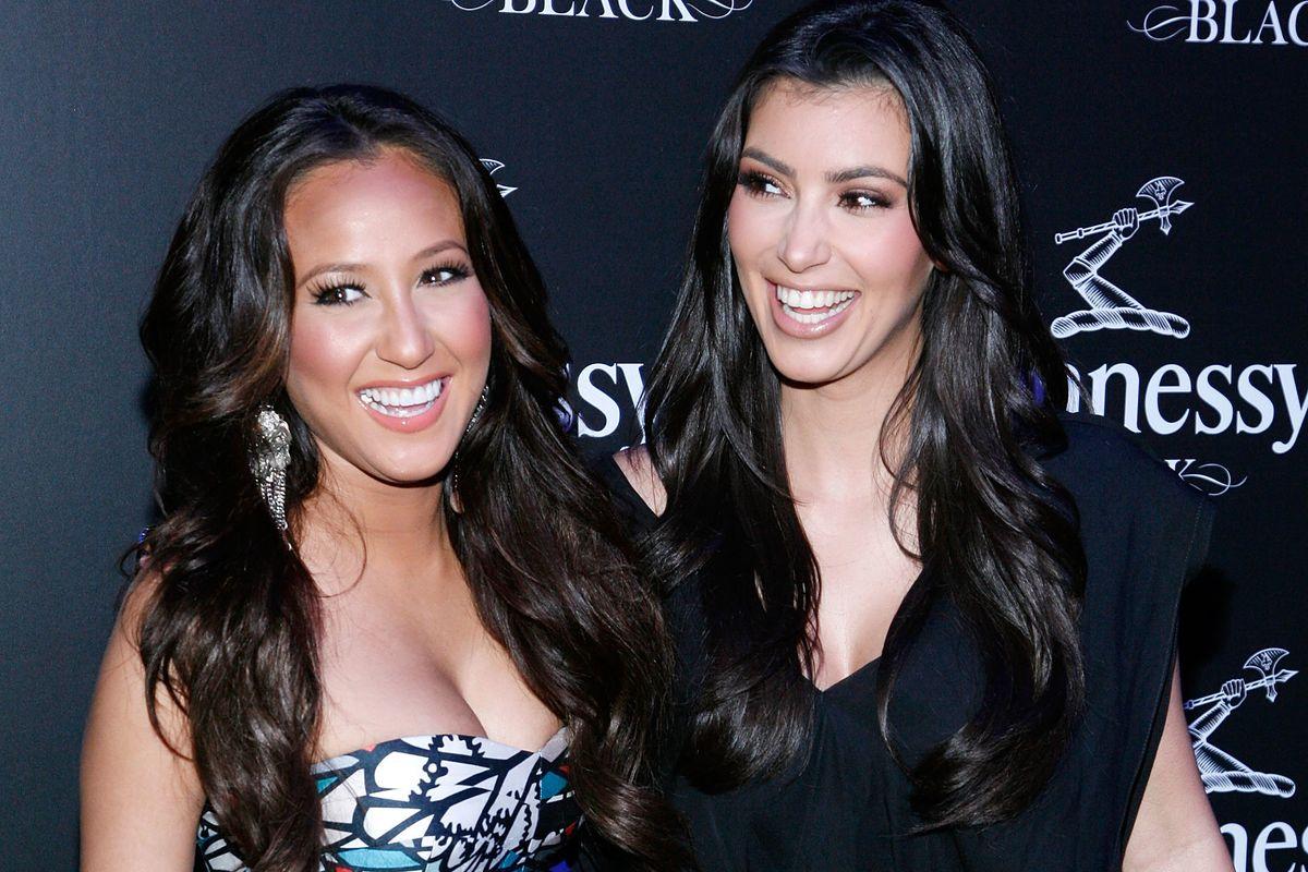 Kim Kardashian Made a Horror Film with the Cheetah Girls