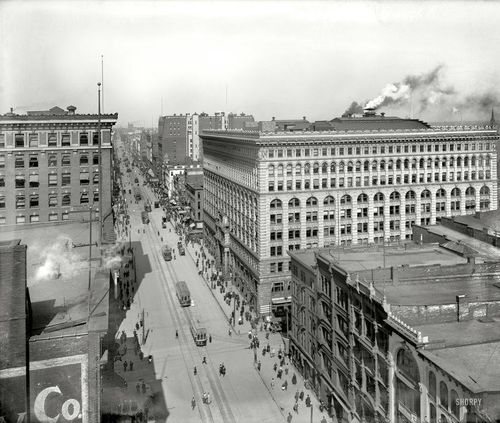 Visit America, 1918
