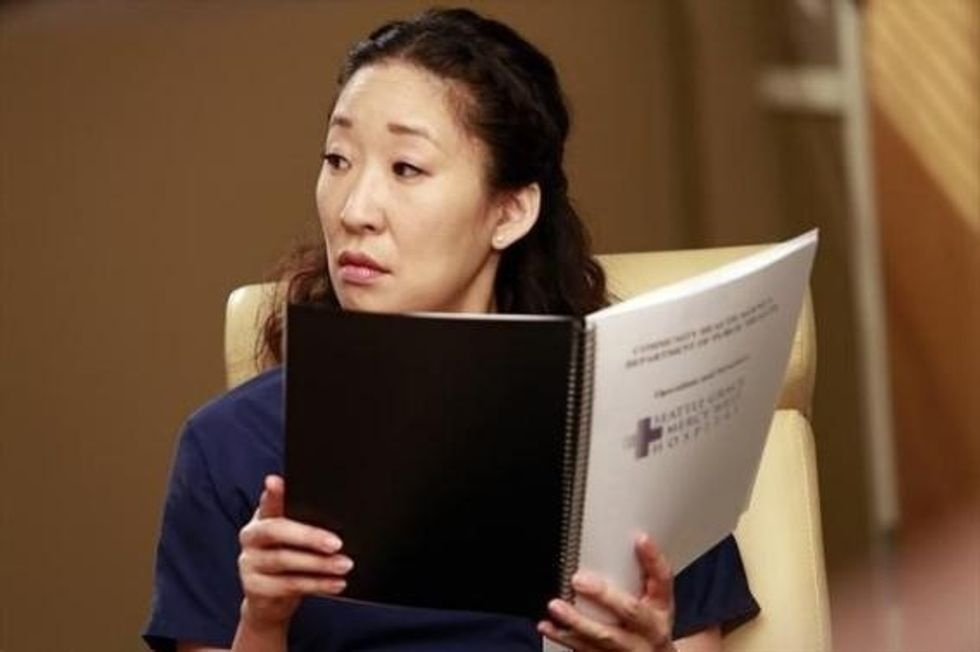 10 Thoughts About Taking Summer Classes on Campus, As Told By 'Grey's Anatomy'
