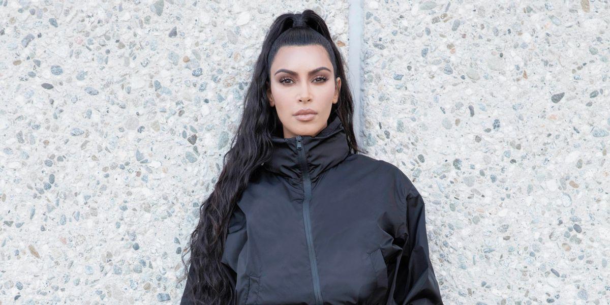 Kim Kardashian Models the Most Kim K-Inspired Collection Ever