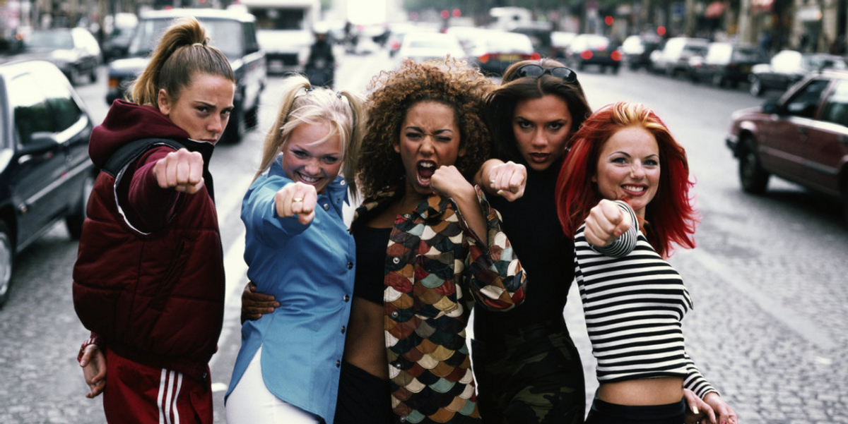 This Spice Girls Exhibition Is the World's Largest