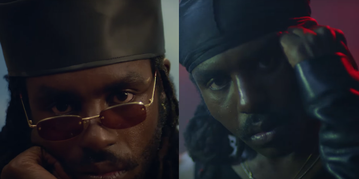 Blood Orange Shares 'Charcoal Baby' Video