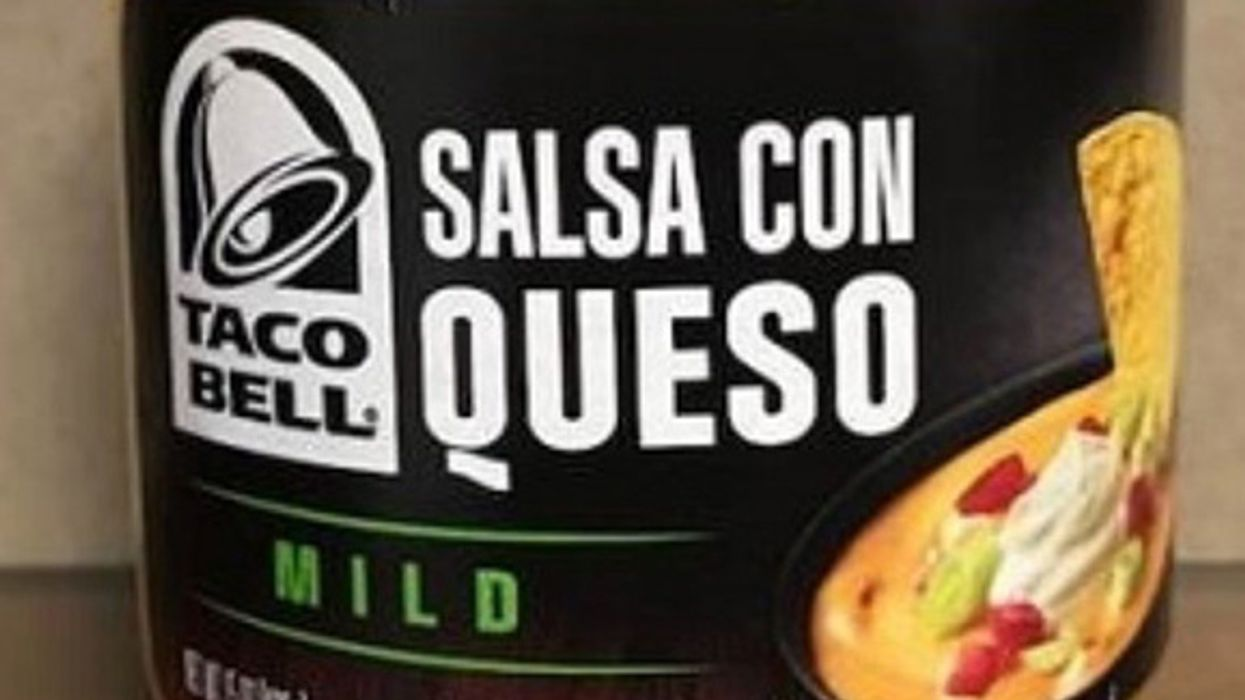Taco Bell Cheese Dip Recalled Over Botulism Fears
