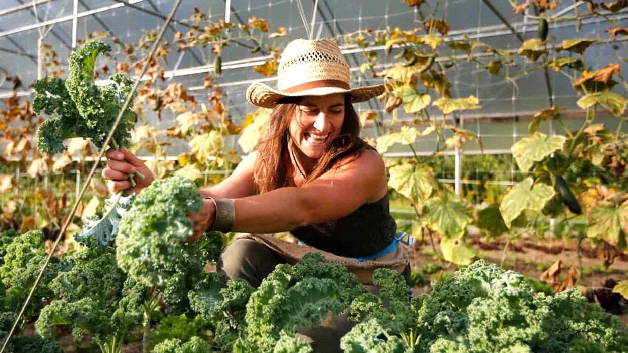 Respecting the Value of Food: Eating What We Grow
