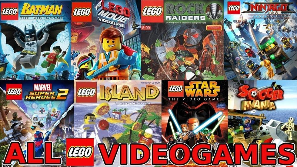 Why Everyone Should Play LEGO Video Games