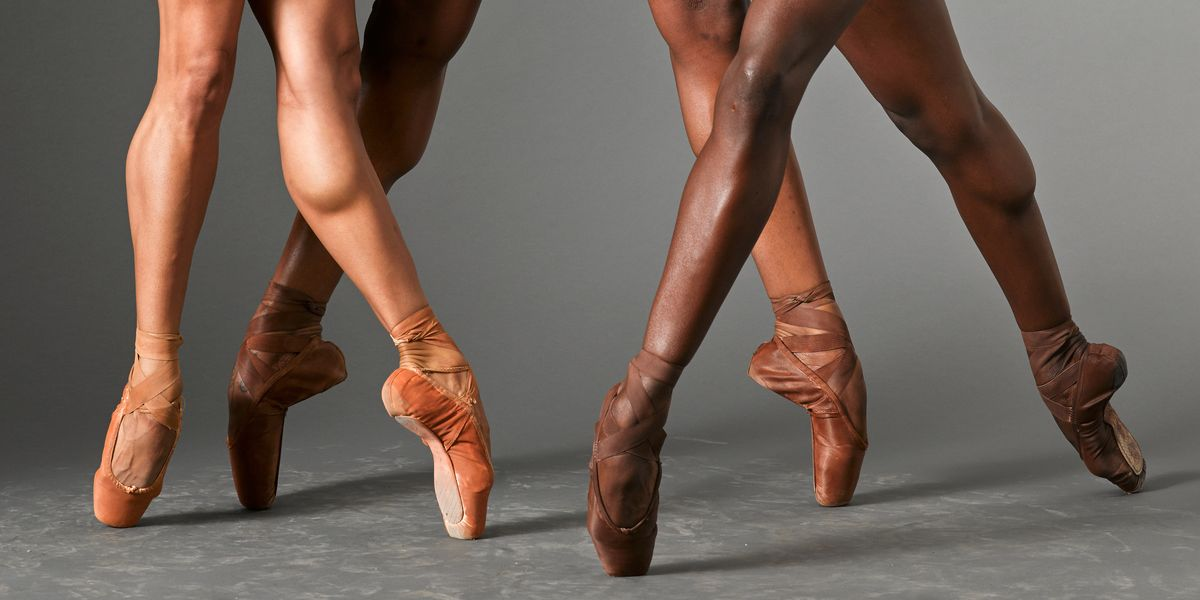 Pancaking Your Pointe Shoes