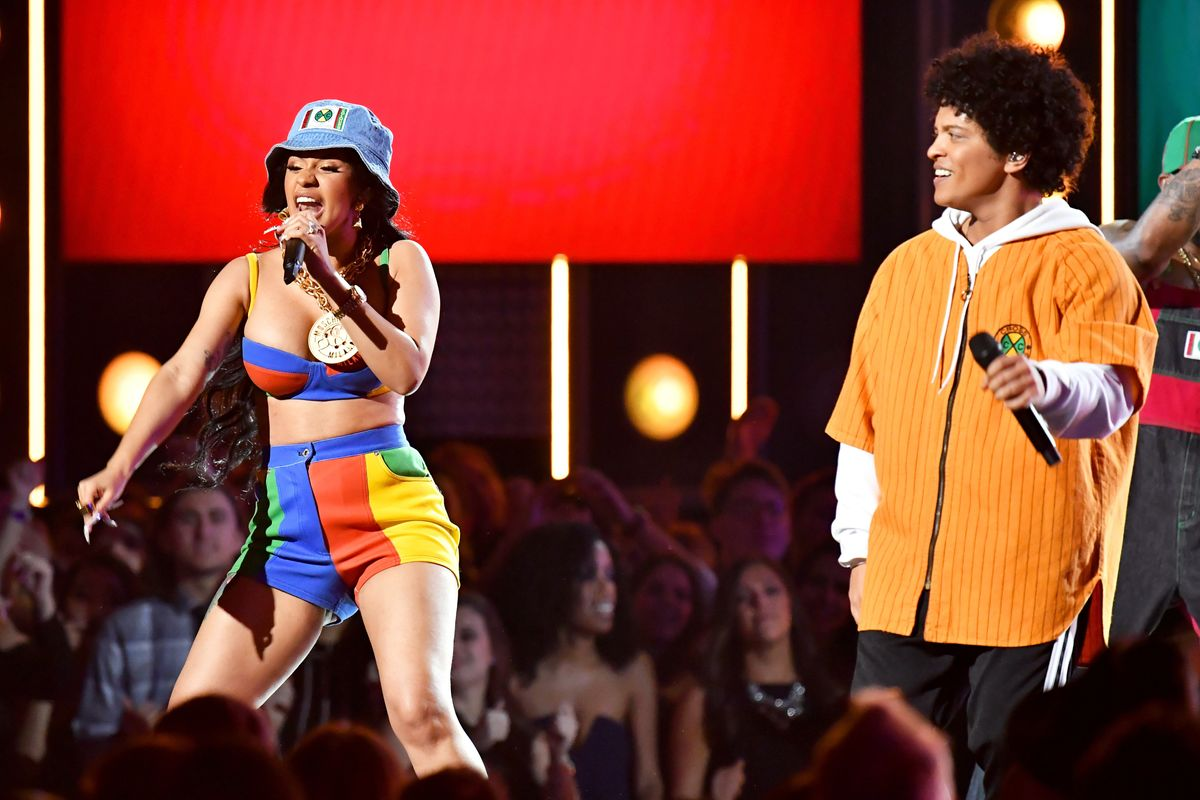 Cardi B Backs Out of Her Tour with Bruno Mars