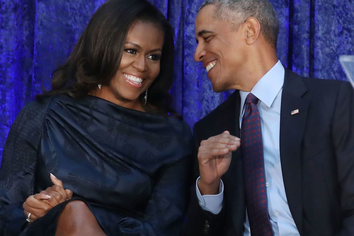 The Obamas Partied at 'On The Run II' in Maryland