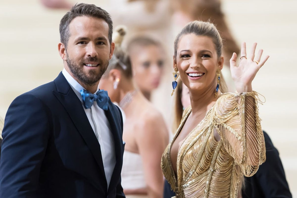 Ryan Reynolds and Blake Lively Cheer On Their Daughter at Taylor Swift Concert