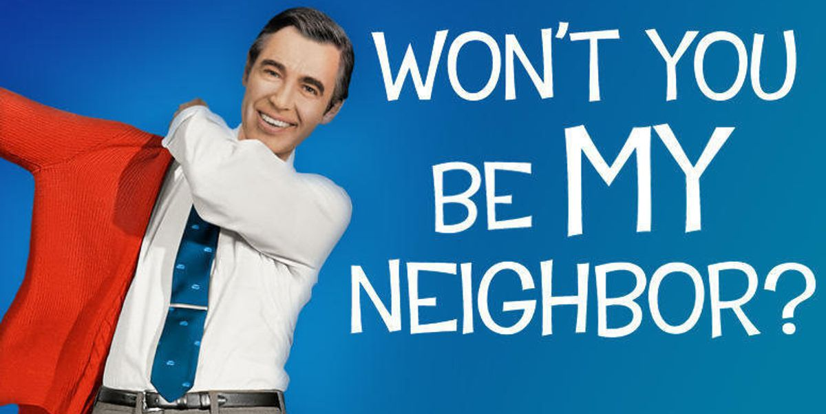The Limits Of Hospitality In Fred Rogers Won T You Be My Neighbor Popmatters