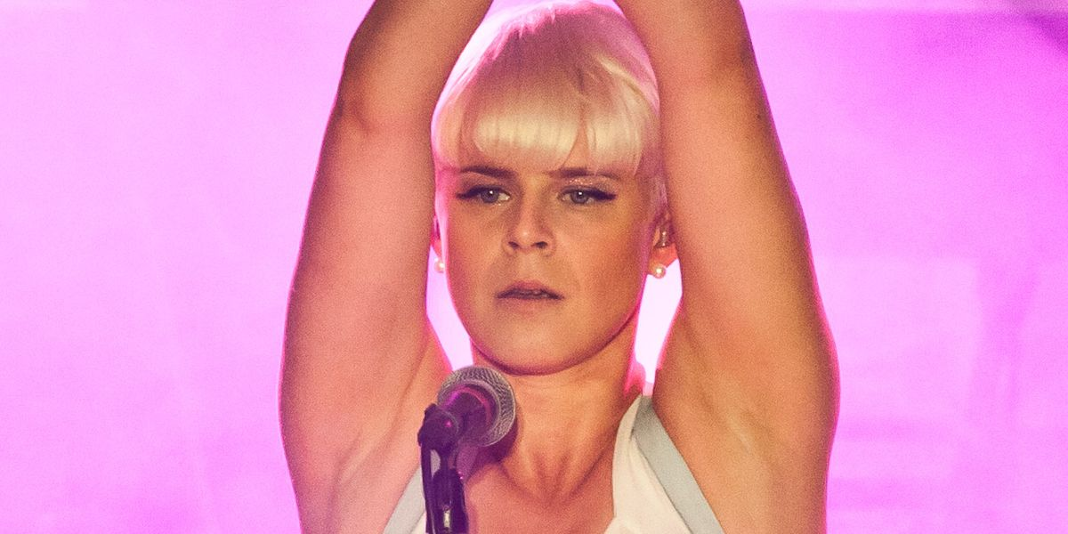 Robyn's 7-Minute Film Proves How Much She Loves Us