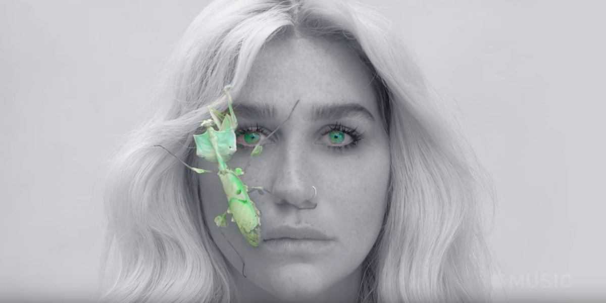 The New Kesha Documentary Is Bound to Make You Cry