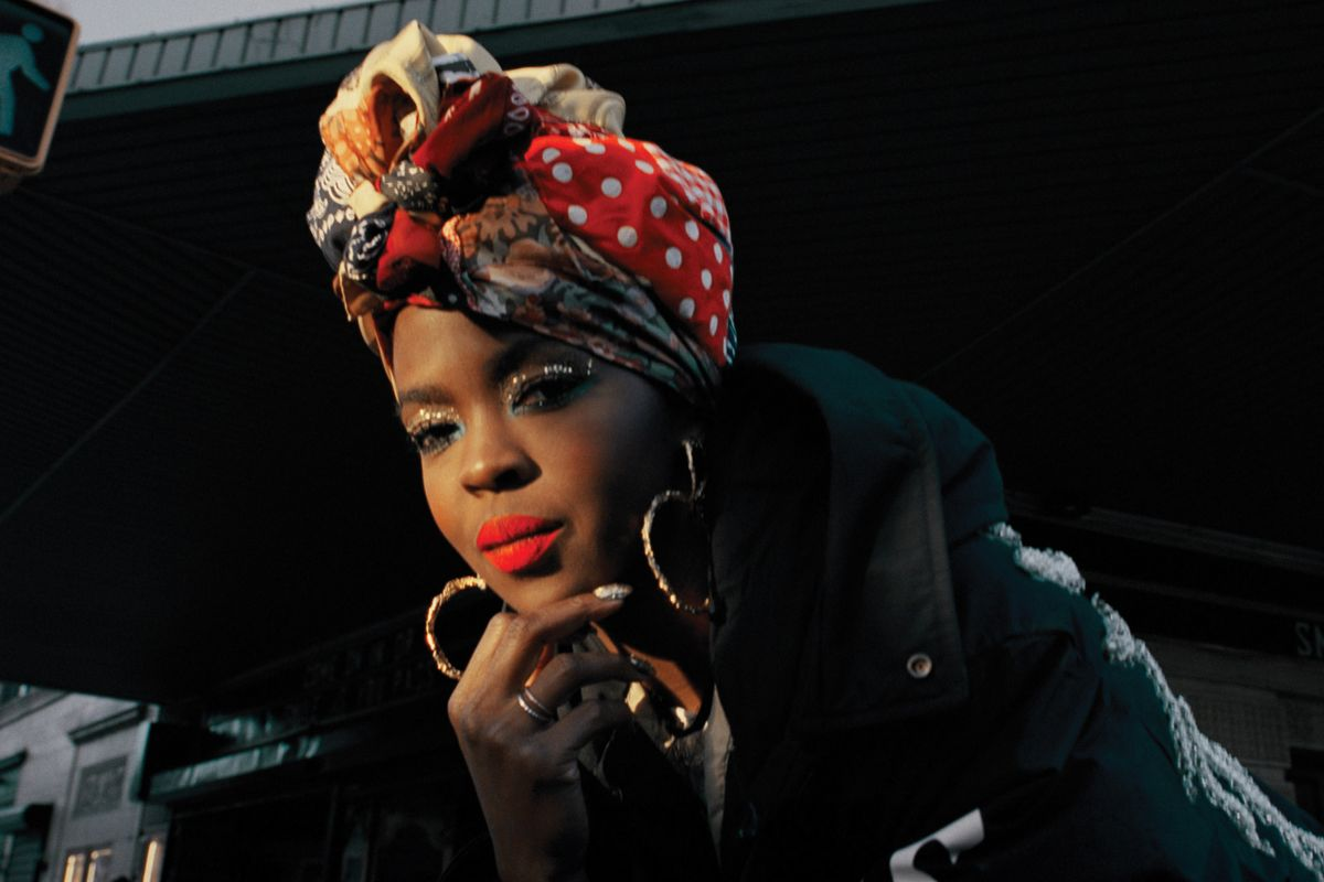 Ms. Lauryn Hill Woolrich Campaign Celebrates American Soul