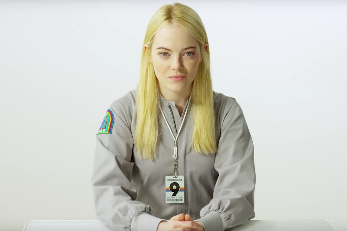 Emma Stone and Jonah Hill are Netflix's Newest Stars