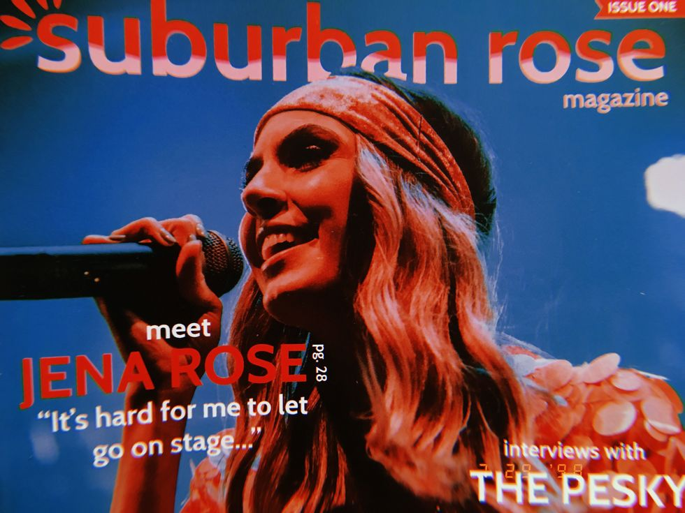 8/6: 'Suburban Rose' Is the up-and-coming Music Magazine of your dreams