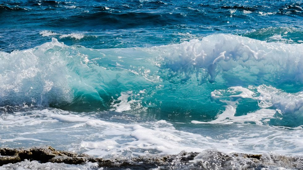 Poetry On Odyssey: The Blown Glass Sea