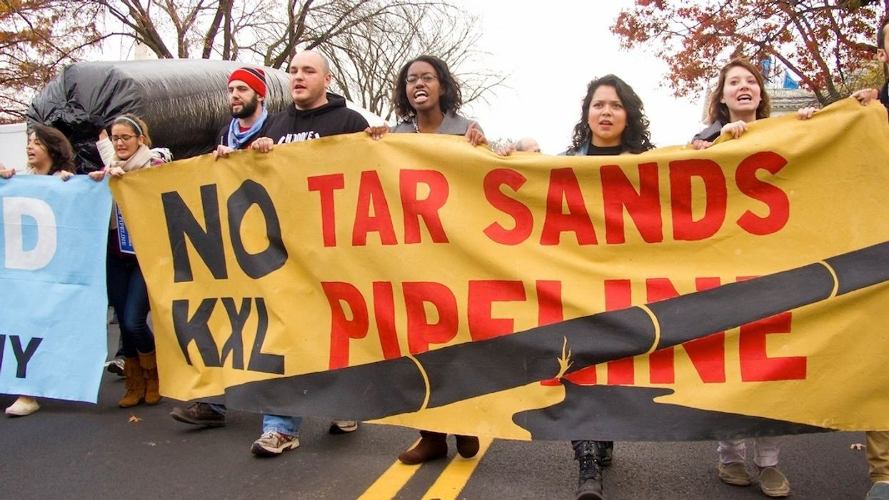 Trump State Dept. Attempts 'Shortcut' to Build KXL Pipeline, Groups Say