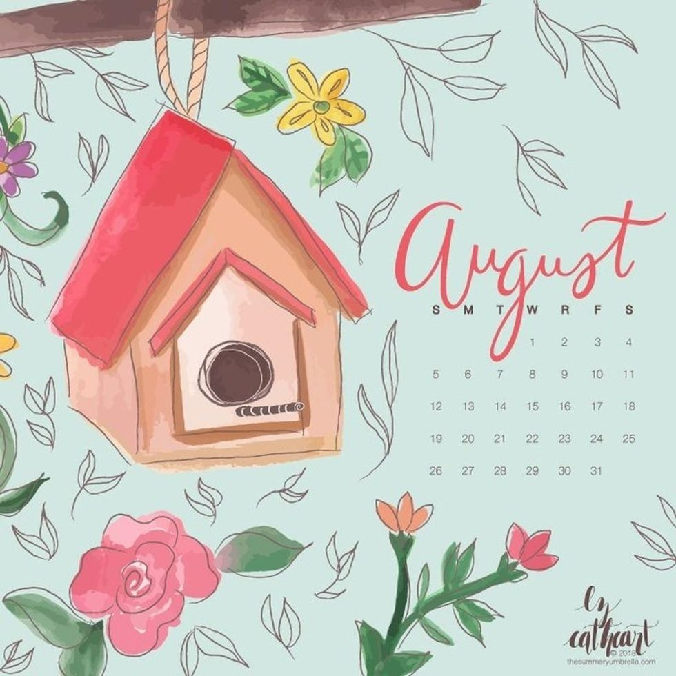 A Complete List Of The National Days in August That You'll Need To Celebrate This Year