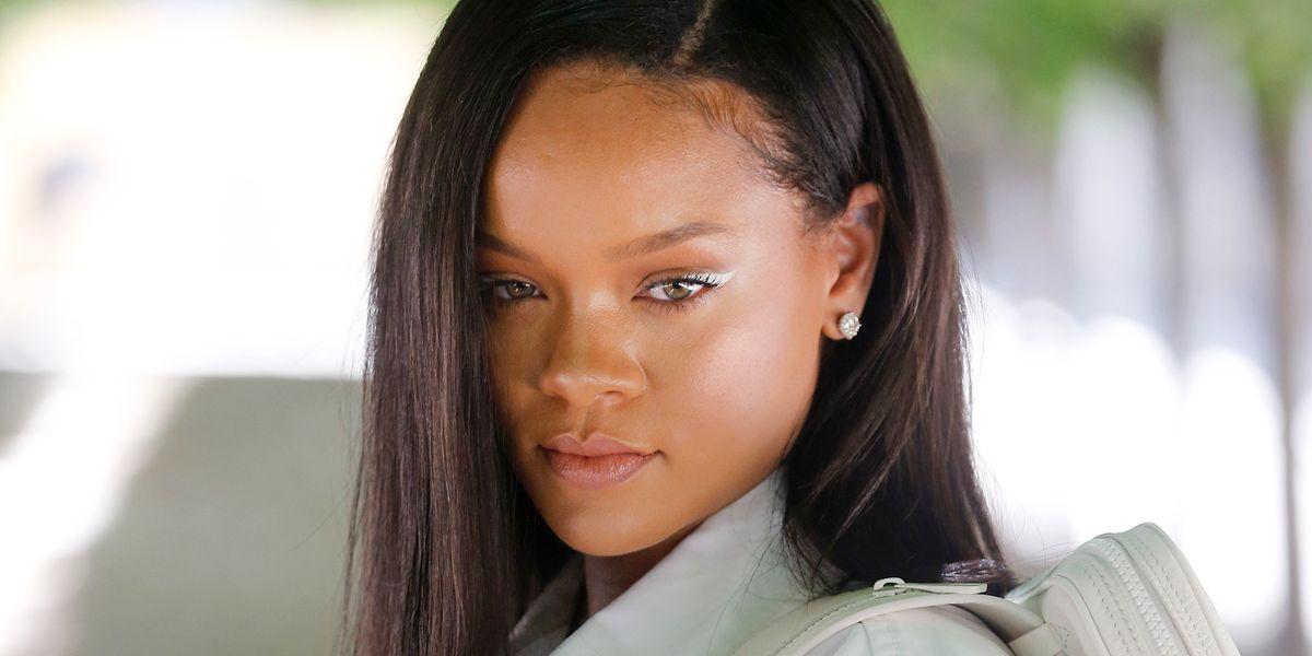 Rihanna's British 'Vogue' Cover Is Gorgessa