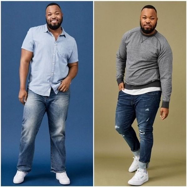 American Eagle Makes Body Positive Moves For Men