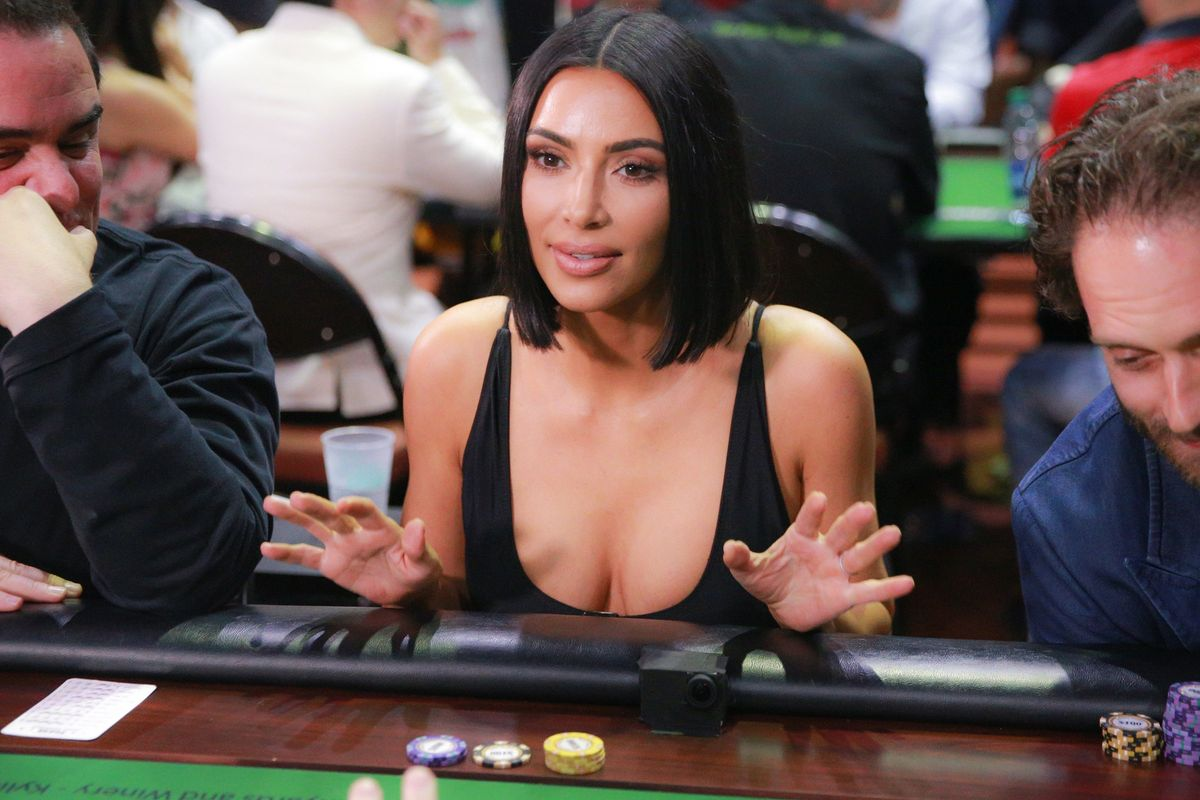 Only Kim Kardashian Could Solve America's Problems Naked