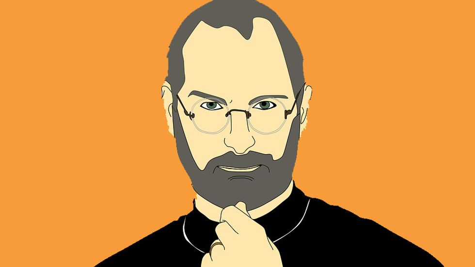 What the early life of Steve Jobs can teach us about success