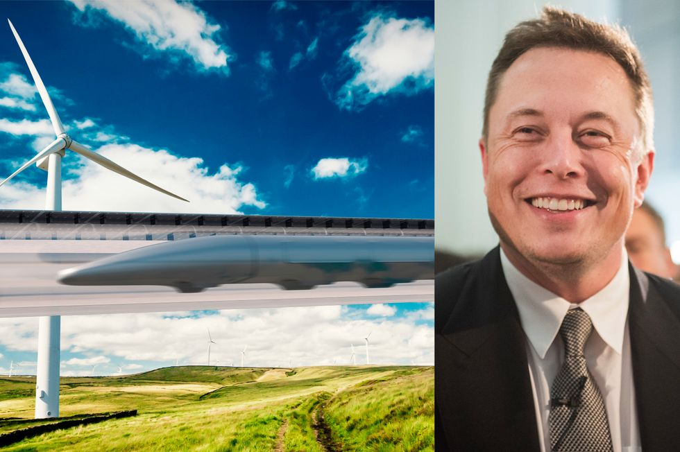 Elon Musk Says He Has Approval to Build a Hyperloop from New York to Washington