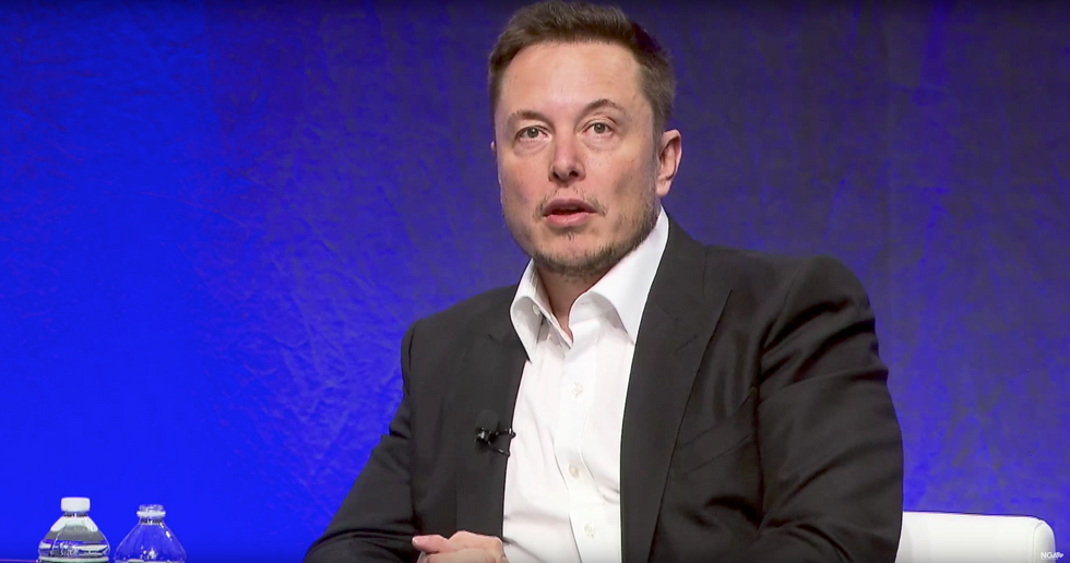 """Elon Musk Warns U.S. Governors That AI Poses An """"Existential Risk"""" to Humanity"""