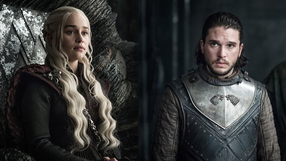 Daenerys Targaryen and Jon Snow finally meet in Game of Thrones Season 7, Episode 3