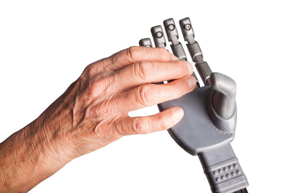Robo-Caregiving & Why You Might Delegate Your Loved Ones to a Robot