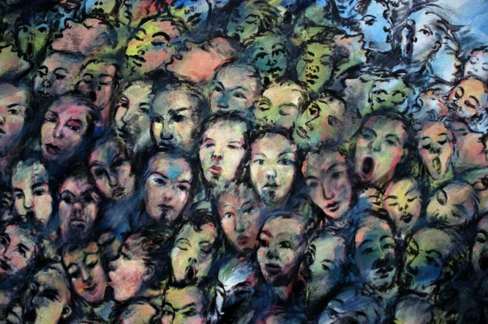 You probably have the wrong impression about schizophrenia