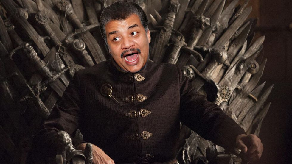 Neil deGrasse Tyson Tackles the Science of Game of Thrones