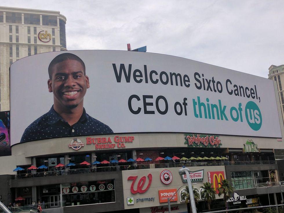 Sixto Cancel Billboard