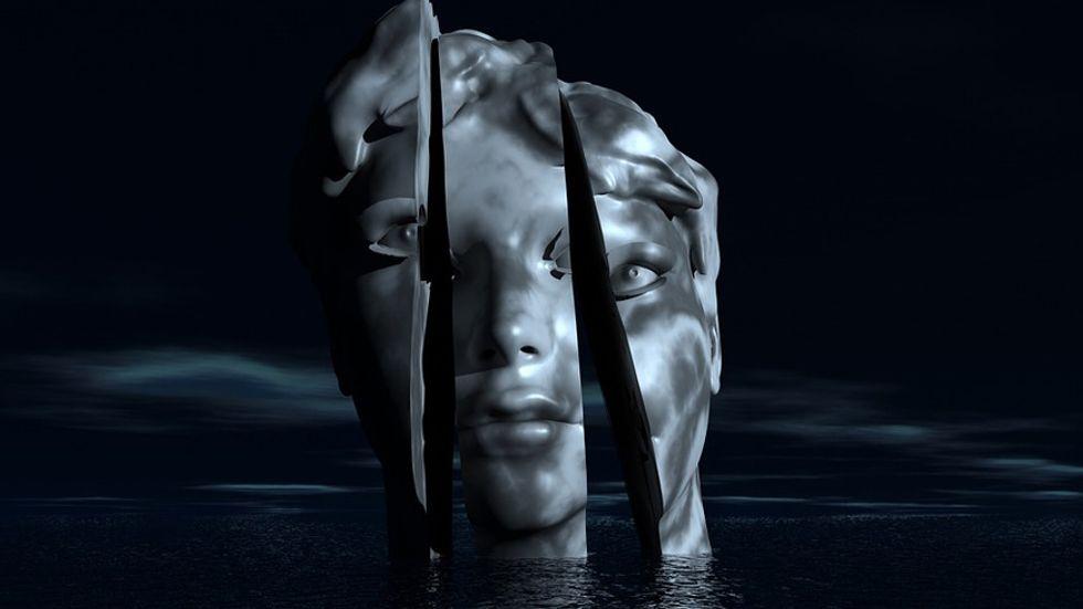 Migraine: a splitting headache.