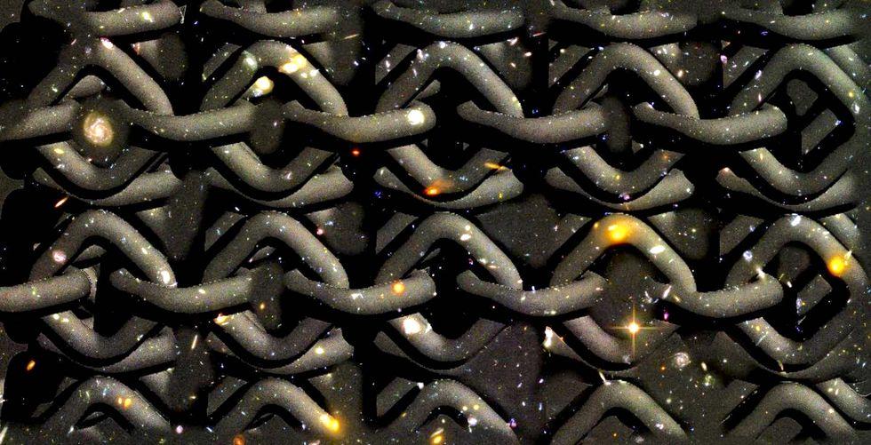 Cosmic Knots
