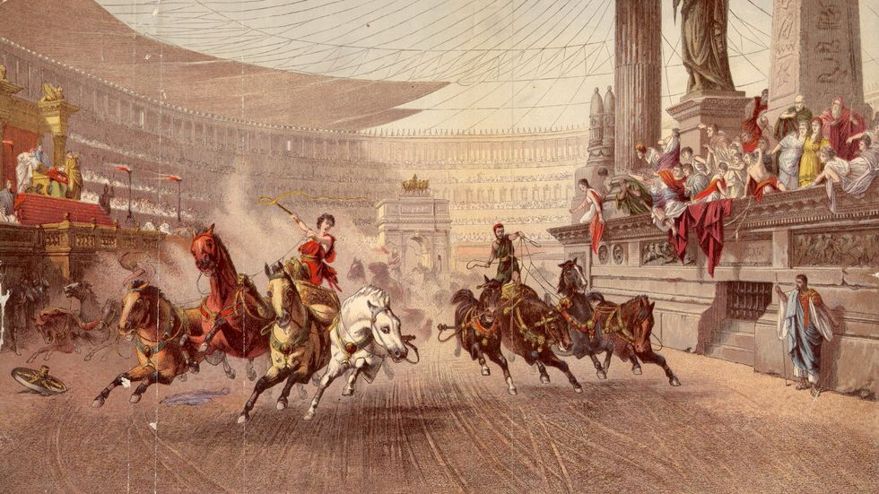 The Highest Paid Athlete in History Actually Lived in Ancient Rome