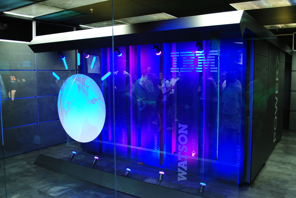 IBM's Watson found cancer treatments that doctors overlooked