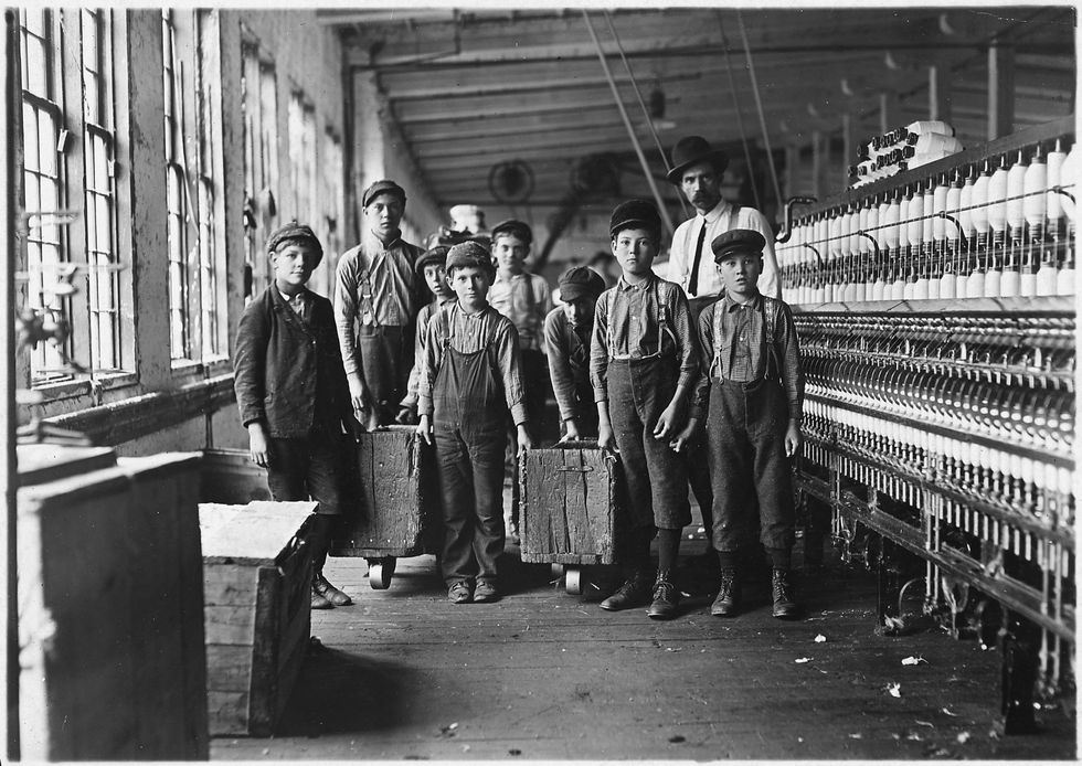 The Hidden Psychological Heritage of the Industrial Revolution