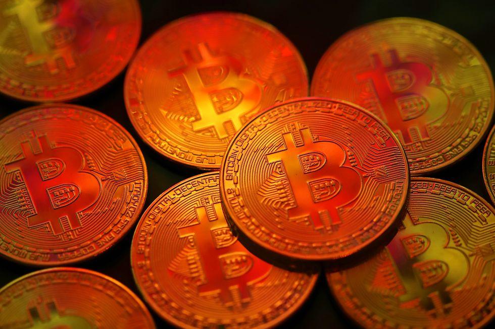 Bitcoin representation