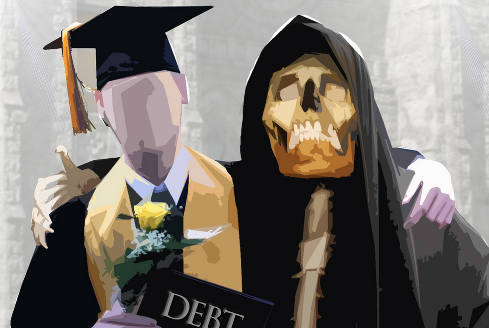 These are the fascinating (and scary) statistics of student loan debt in America