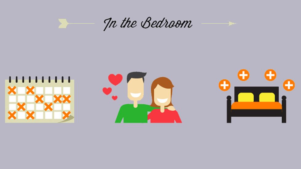 Everything you should know about happy relationships in one infographic