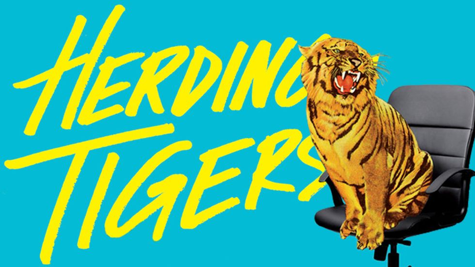 HERDING TIGERS: Be the Leader That Creative People Need by Todd Henry