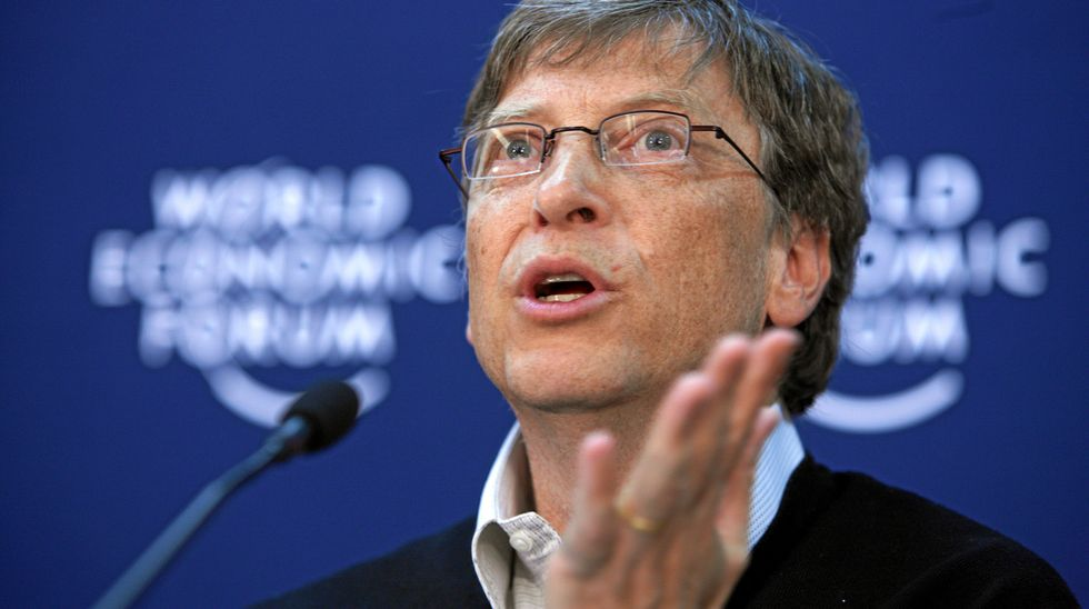Bill Gates is convinced that artificial intelligence will make our lives better and easier. Ummm …