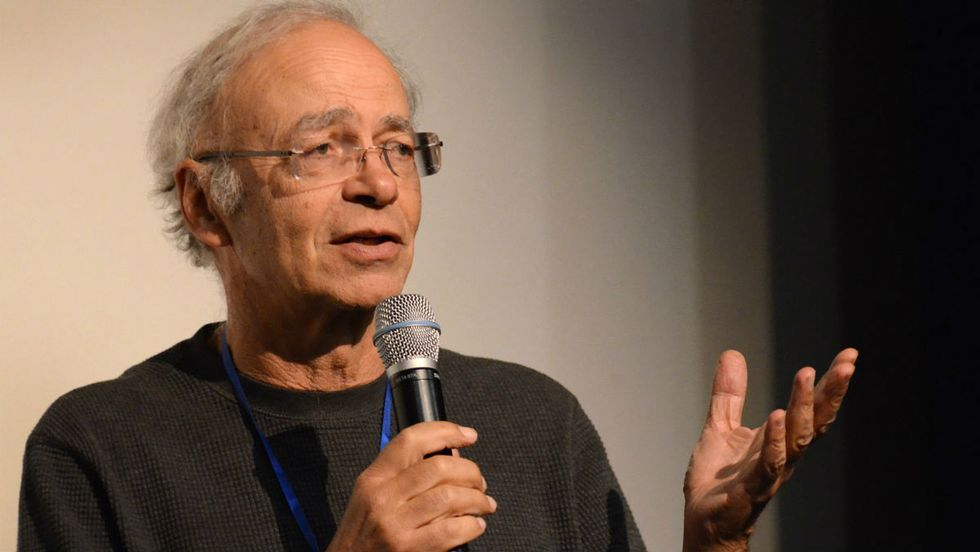 What I learned about disability and infanticide from Peter Singer