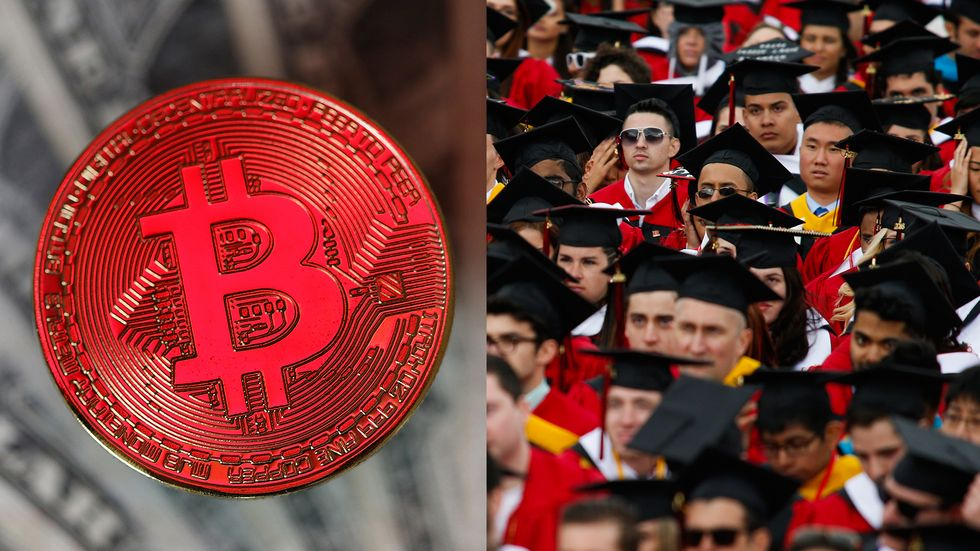Four ways Blockchain, the technology behind Bitcoin, can change education