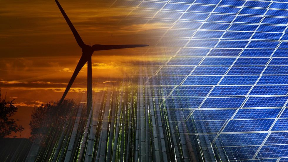 Renewable energies are about to surpass nuclear power on U.S. electrical grid