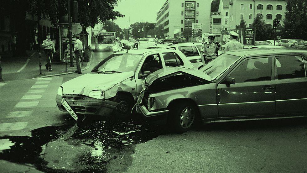 Car crash. (Photo: Wikimedia Commons)