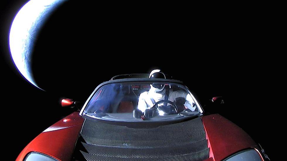 Bye, Starman