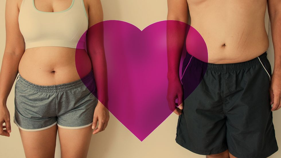 Relationships lead to weight gain, study finds