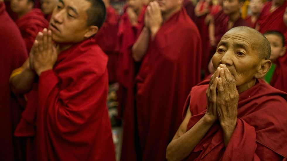 Is death still frightening if you believe the self is an illusion? An astonishing study of Tibetan Buddhists